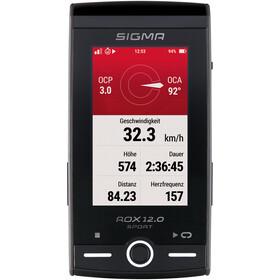SIGMA SPORT ROX 12.0 GPS Sport Fahrradcomputer Grau